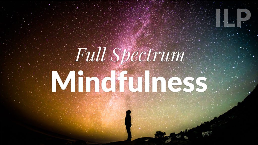 Full Spectrum Mindfulness: The Hunger Drive