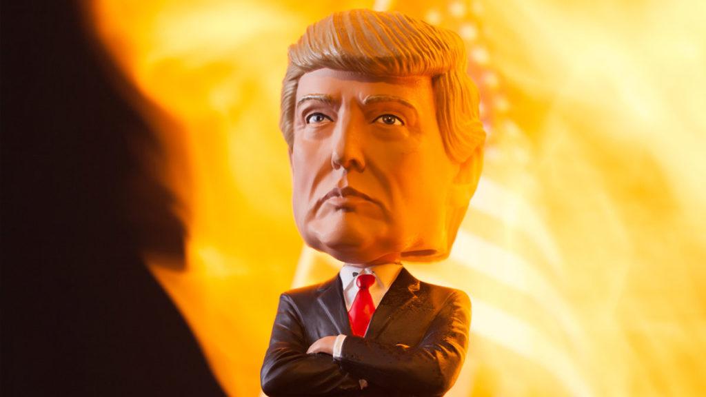 Trump: The Anti-Green Backlash Begins
