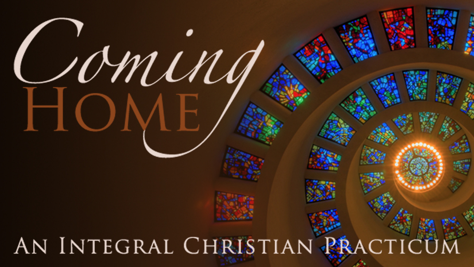 Coming Home: Integral Christianity Bundle