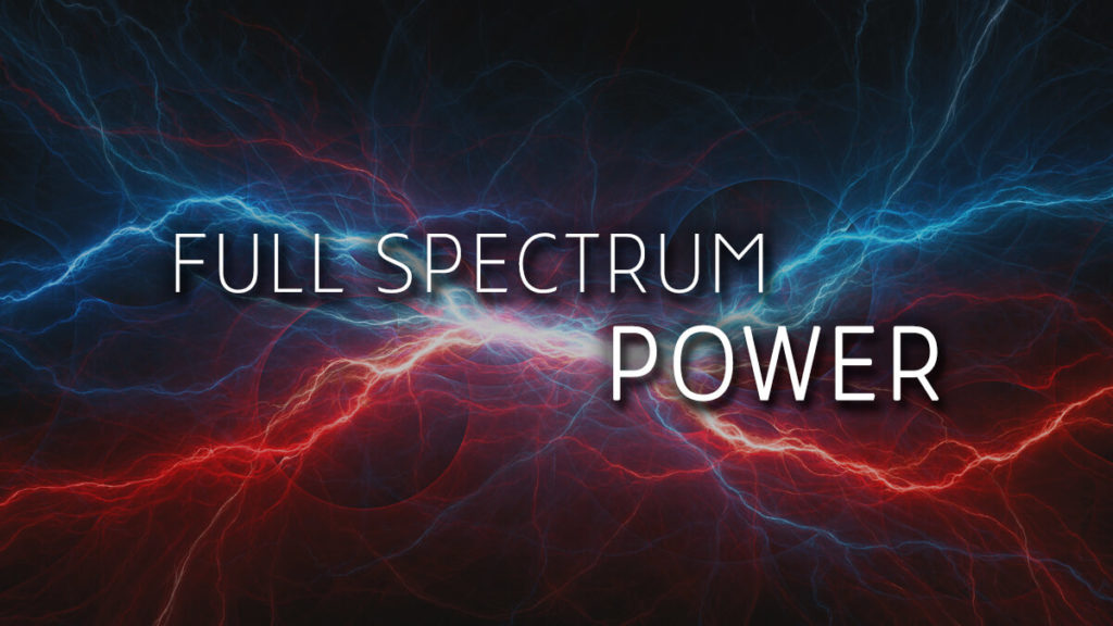 Full Spectrum Power: A New Teaching by Ken Wilber