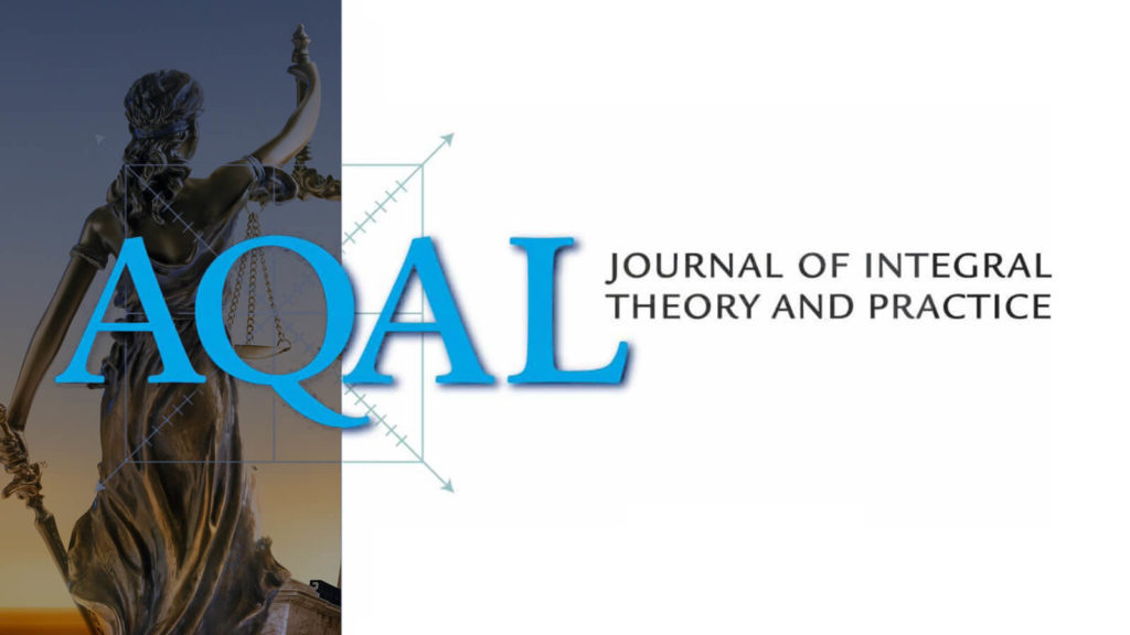 The Meaning of Integral Criminology and Criminal Justice